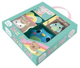 Book Little Friends Gift Set by Roger Priddy