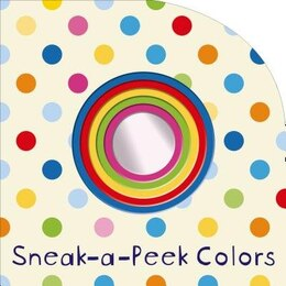 Book Sneak-a-Peek: Colors by Roger Priddy