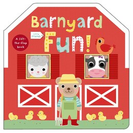 Book Little Friends: Barnyard Fun! by Roger Priddy