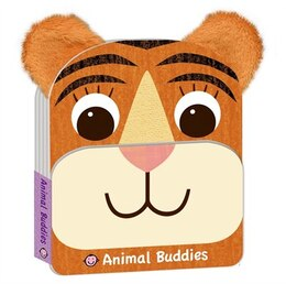 Book Animal Buddies: Tiger by Roger Priddy