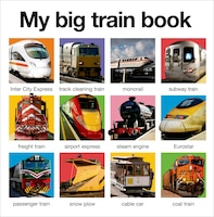 My Big Train Book
