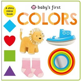 Book Baby's First Colors by Roger Priddy