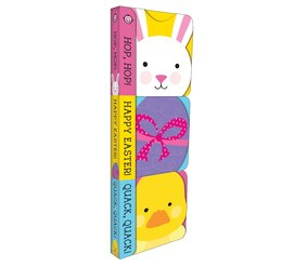 Book Chunky Pack: Easter by Roger Priddy