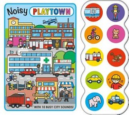 Book Noisy Playtown by Roger Priddy