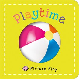Book Picture Play: Playtime by Roger Priddy