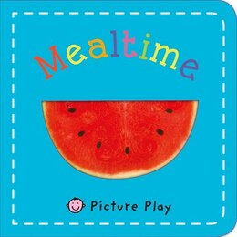 Book Picture Play: Mealtime by Roger Priddy