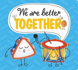 Book Best Friends: We Are Better Together by Roger Priddy