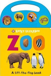 Book Noisy Peekaboo: Zoo by Roger Priddy