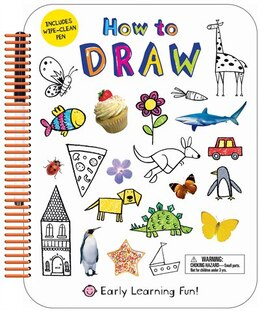 Book How To Draw - Extended Version by Roger Priddy
