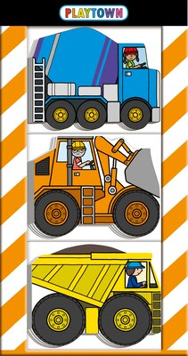 Book Playtown Chunky Pack: Construction by Roger Priddy