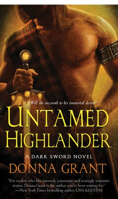 Book Untamed Highlander: A Dark Sword Novel by Donna Grant