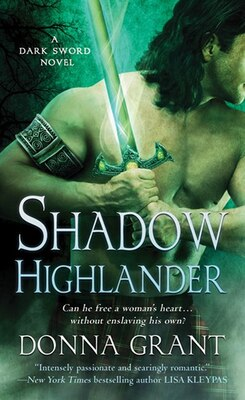 Book Shadow Highlander: A Dark Sword Novel by Donna Grant