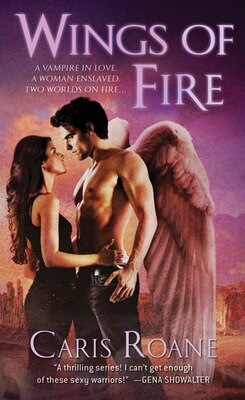 Book Wings Of Fire: Book 3 Of The Guardians Of Ascension Paranormal Romance Trilogy by Caris Roane