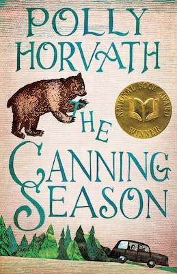 Book The Canning Season by Polly Horvath