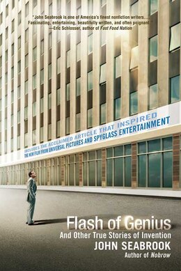 Book Flash Of Genius: And Other True Stories of Invention by John Seabrook