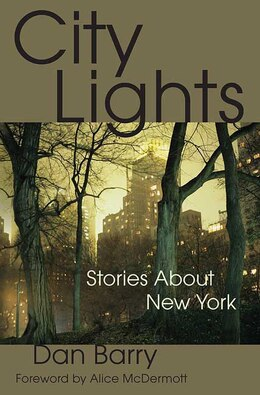 Book City Lights: Stories About New York by Dan Barry