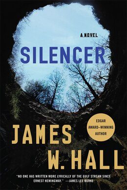 Book Silencer by James W. Hall