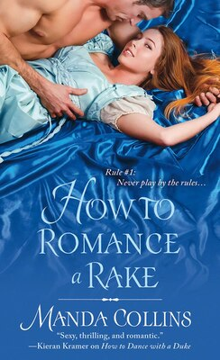 Book How to Romance a Rake by Manda Collins