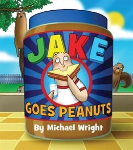 Book Jake Goes Peanuts by Michael Wright
