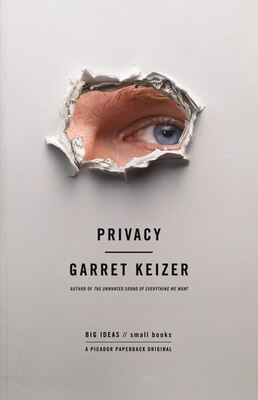 Book Privacy by Garret Keizer