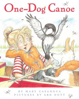 Book One-Dog Canoe by Mary Casanova