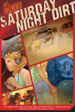 Book Saturday Night Dirt: A MOTOR Novel by Will Weaver
