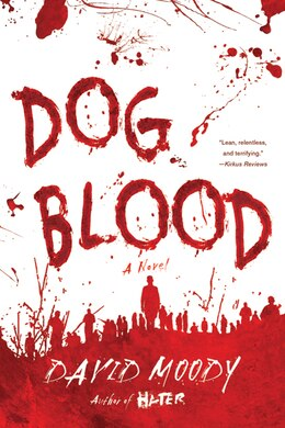 Book Dog Blood by David Moody