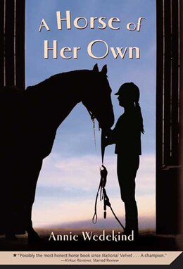 Book A Horse of Her Own by Annie Wedekind