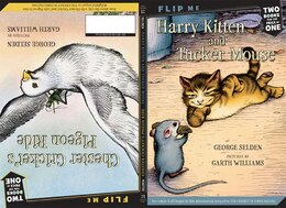 Book Harry Kitten and Tucker Mouse / Chester Cricket's Pigeon Ride by George Selden