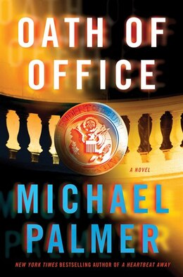 Book Oath of Office by Michael Palmer