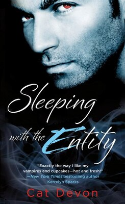 Book Sleeping With The Entity by Cat Devon