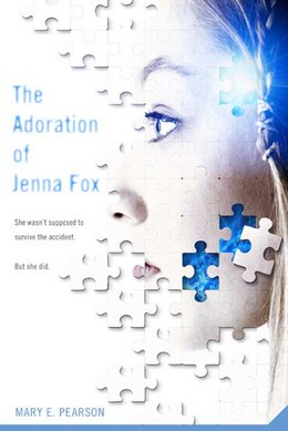 Book The Adoration of Jenna Fox by Mary E. Pearson