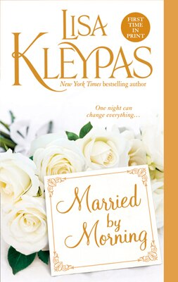 Book Married By Morning by Lisa Kleypas