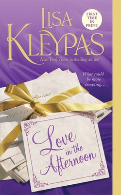 Book Love In The Afternoon by Lisa Kleypas