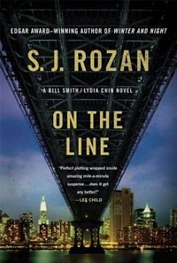 Book On the Line: A Bill Smith/Lydia Chin Novel by S. J. Rozan