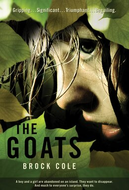 Book The Goats by Brock Cole