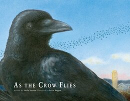 Book As the Crow Flies by Sheila Keenan