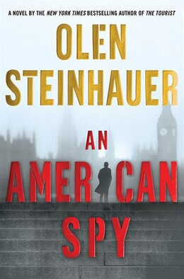 Book An American Spy by Olen Steinhauer