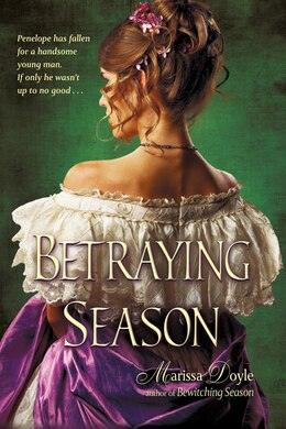Book Betraying Season by Marissa Doyle