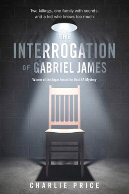 Book The Interrogation of Gabriel James by Charlie Price