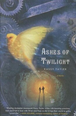 Book Ashes of Twilight by Kassy Tayler