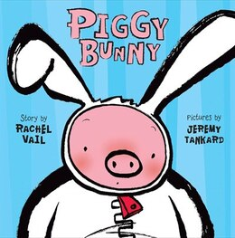 Book Piggy Bunny by Rachel Vail