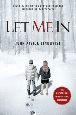 Book Let Me In by John Ajvide Lindqvist