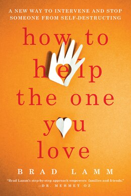 Book How to Help the One You Love: A New Way to Intervene and Stop Someone from Self-Destructing by Brad Lamm