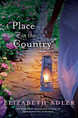 Book A Place in the Country by Elizabeth Adler