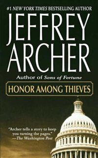 Book Honor Among Thieves by Jeffrey Archer