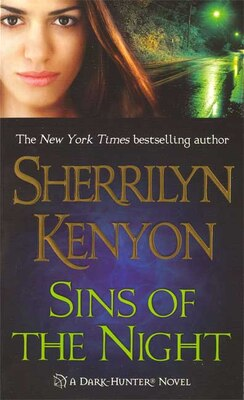 Book Sins of the Night: A Dark-hunter Novel by Sherrilyn Kenyon