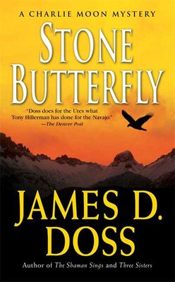 Book Stone Butterfly by James D. Doss
