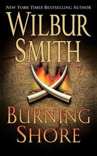 Book The Burning Shore by Wilbur Smith