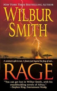 Book Rage by Wilbur Smith